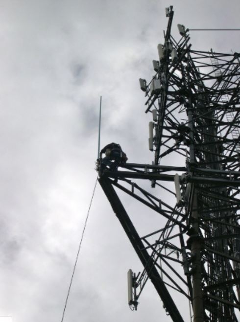 PARC-Truro Dipole Install 2012-01