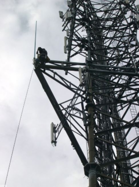 PARC-Truro Dipole Install 2012-02