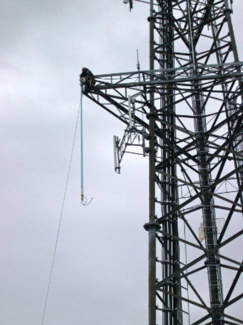PARC-Truro Dipole Install 2012-03