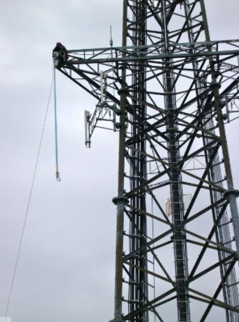 PARC-Truro Dipole Install 2012-04