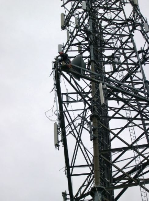 PARC-Truro Dipole Install 2012-32