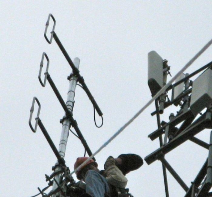 PARC-Truro Dipole Install 2012-33