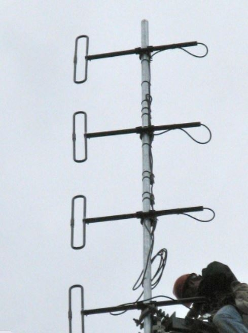 PARC-Truro Dipole Install 2012-35