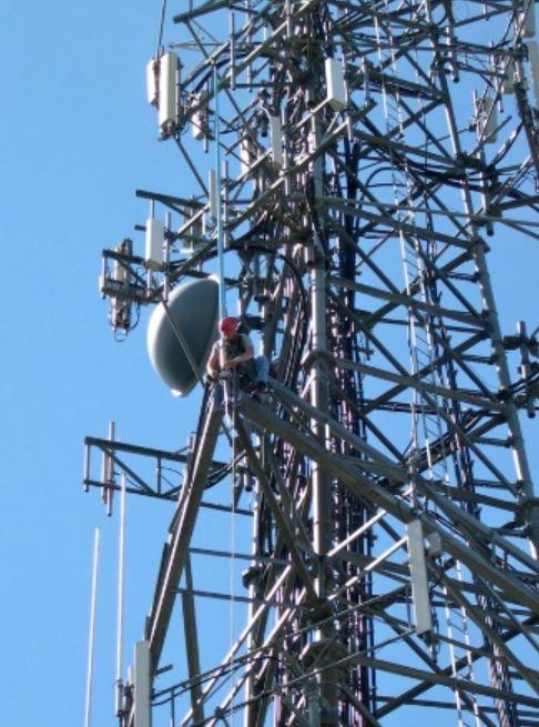 PARC-Truro Antenna Install-14